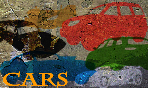 Cars Brushes