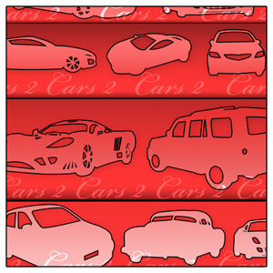 Cars Shapes
