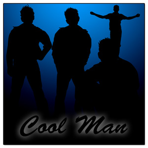 Cool Man Silhouettes