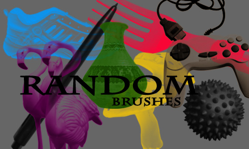 Objects Brushes