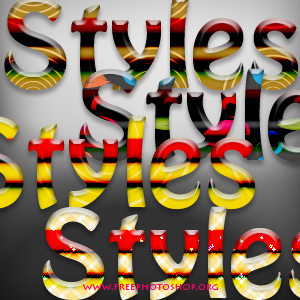 Striped Pattern Styles