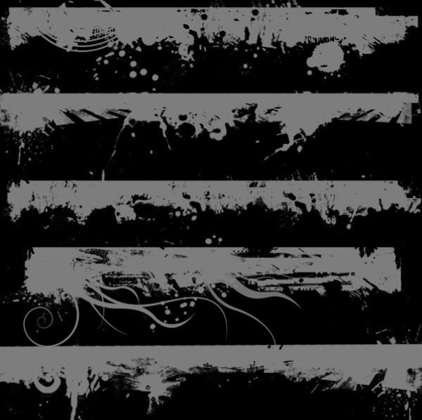 Grunge Edges Brushes