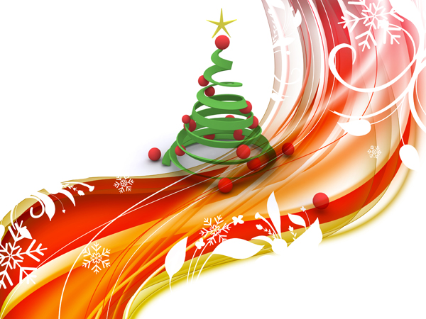 Xmas Background Design