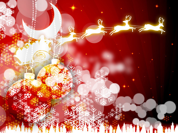 Christmas Backgrounds Part – 6
