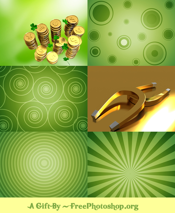 Patrick's Day Graphic Backgrounds