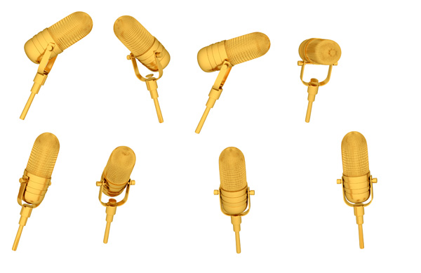 Golden Mics
