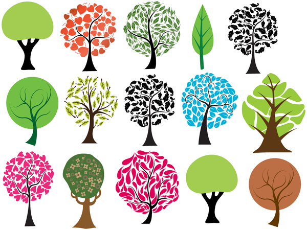Nature Trees Designs