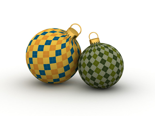 christmas ornaments pictures