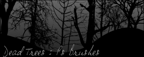 Dead Trees brushes