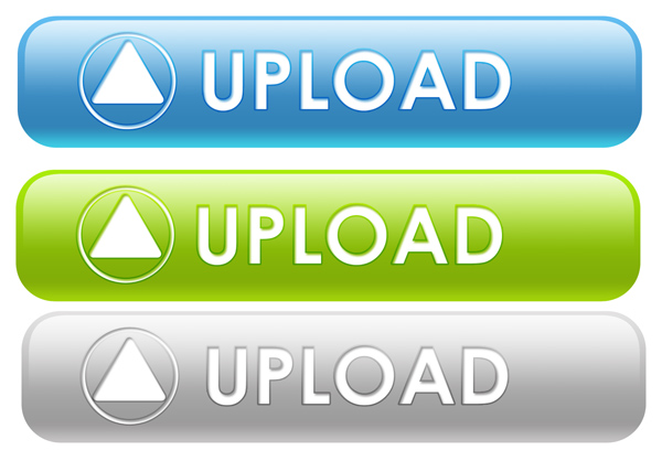 Upload Button Download & upload button: pixgood.com/upload-button.html