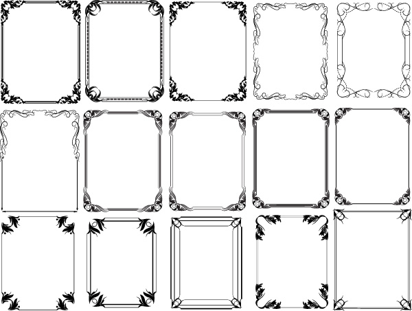 free photoshop frames vintage. Free Photoshop Vintage Frames Brushes, Shapes, PNG, Pictures and Vectors